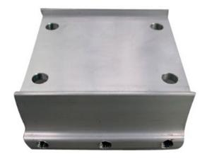 Fabricated Aluminium Parts