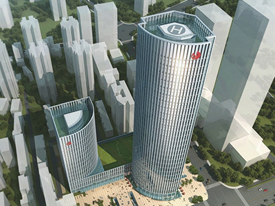 Hunan Daily Headquarters Building