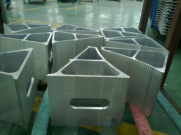 Machined Wheel Chocks