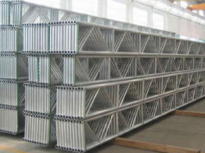 Fabricated Aluminium Components